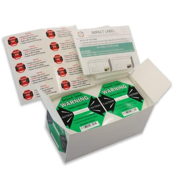 Impact Label 100G 50PCS/BOX