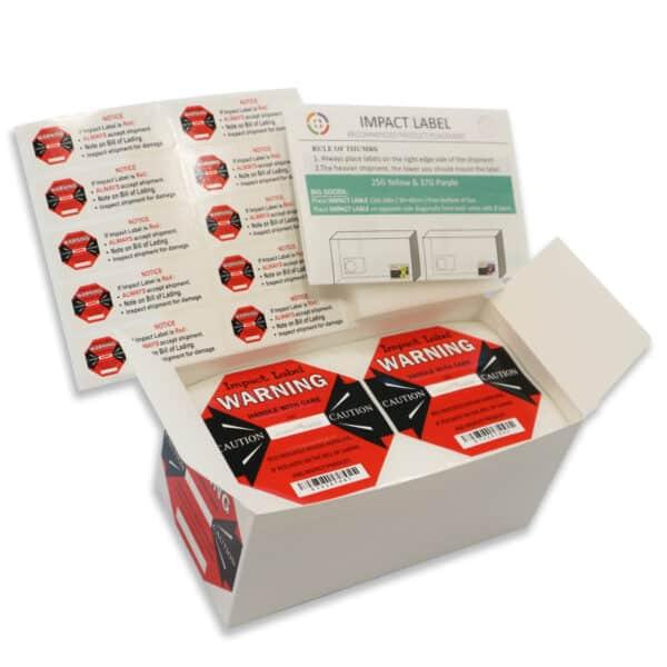 Impact Label 50G 50PCS/BOX