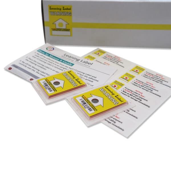 Leaning Label 100PCS/BOX