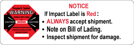 Small Warning Sticker_Impact Label