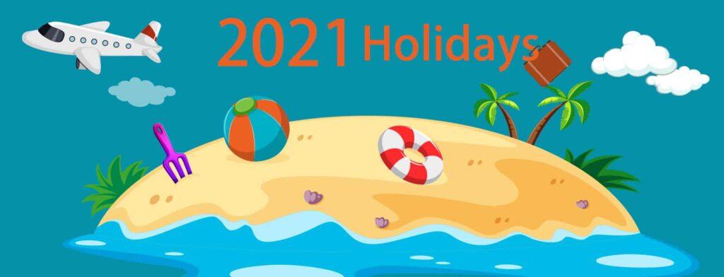 【2021 Taiwan Holidays】| WAN-YO