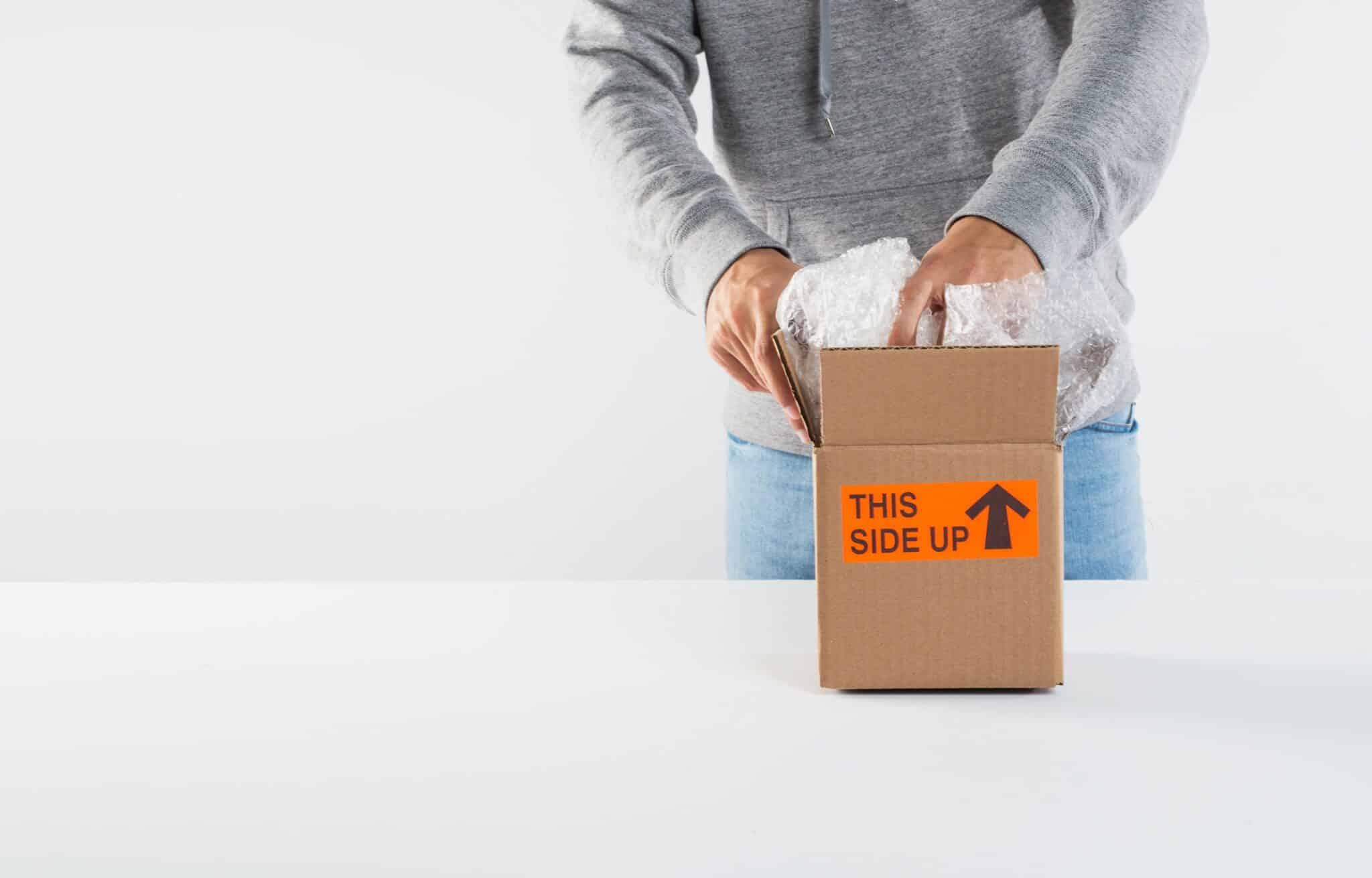 Do I need a shipping mark?