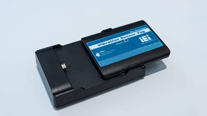 Shock Recorder provided by WAN-YO
