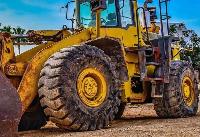 Heavy Equipment | Accurately Record the Impact Force
