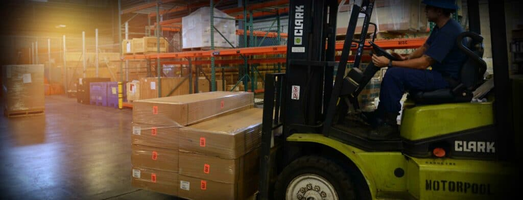 【2021】Cargo Monitor Increases Forklift Safety & Cargo Safety in Warehouse?