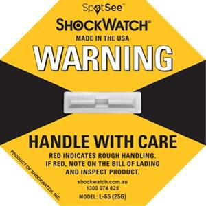 shockwatch 25g