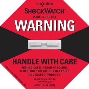 shockwatch 50g