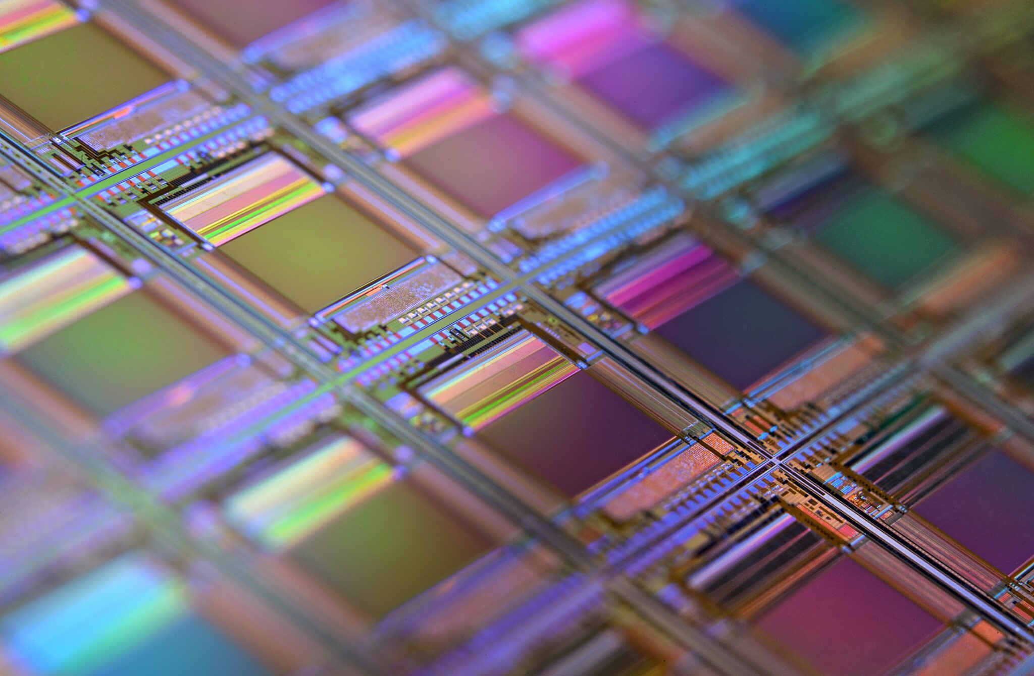 What is wafer in chip?