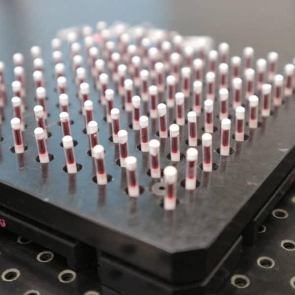 微型衝擊指示器