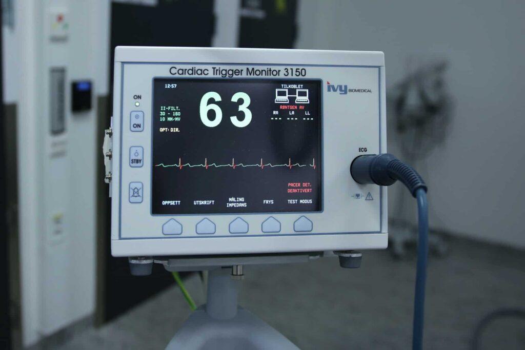 醫療設備運輸-變色標籤-醫療設備製造