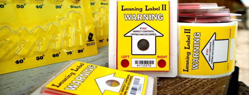 防傾斜指示標籤的【採購技巧】