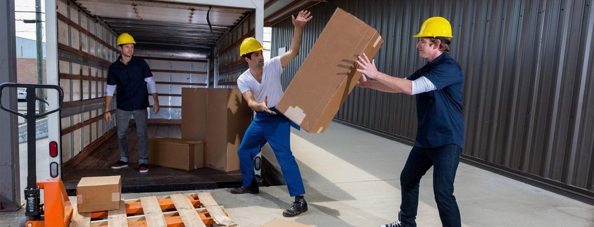 如何防止貨物運送過程損壞?