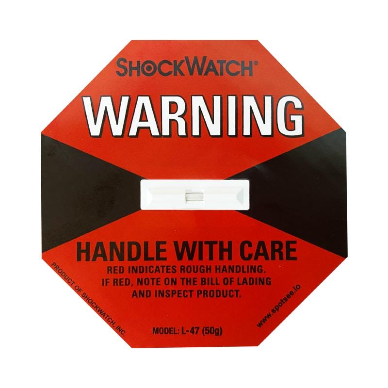《2021評比》ShockWatch & Impact Label